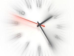 Zeit verfliegt